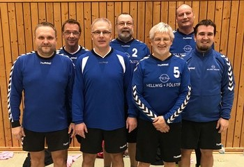 Dritter Spieltag für die 3. Männer in Großenaspe!!!