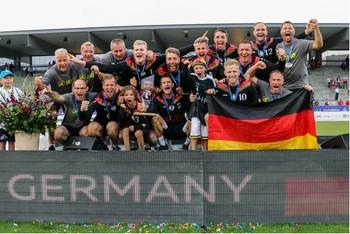 Deutsche Faustballer wieder Weltmeister!!!!!!!!!!!!